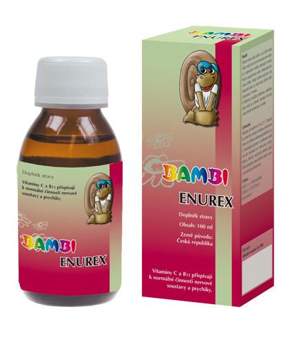 Zobrazit detail výrobku Joalis Joalis Bambi Enurex 100 ml