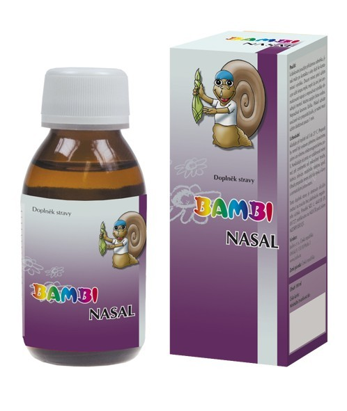 Zobrazit detail výrobku Joalis Joalis Bambi Nasal 100 ml