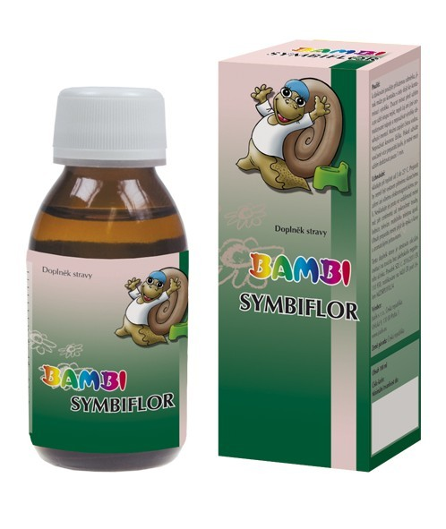Zobrazit detail výrobku Joalis Joalis Bambi Symbiflor 100 ml