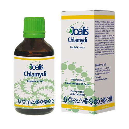 Zobrazit detail výrobku Joalis Chlamydi 50 ml