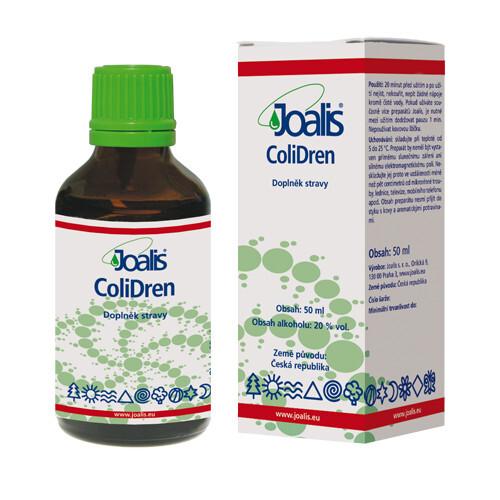 Zobrazit detail výrobku Joalis Joalis ColiDren 50 ml