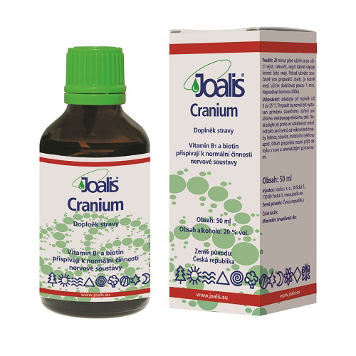 Zobrazit detail výrobku Joalis Cranium 50 ml