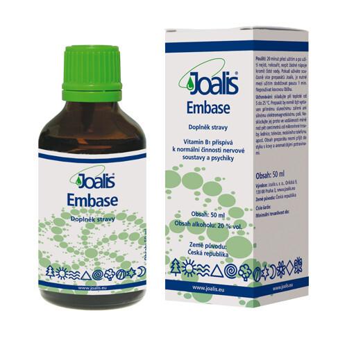 Zobrazit detail výrobku Joalis Joalis Embase 50 ml