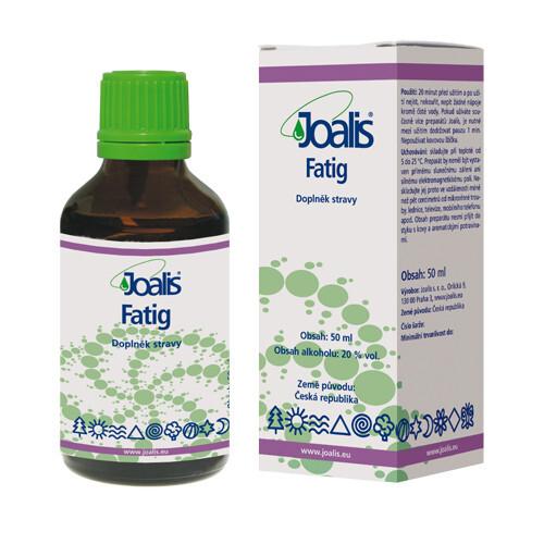 Zobrazit detail výrobku Joalis Joalis Fatig 50 ml