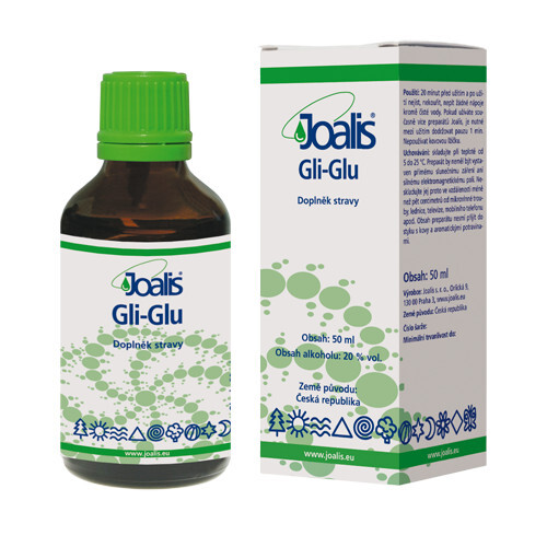 Zobrazit detail výrobku Joalis Gli-Glu 50 ml