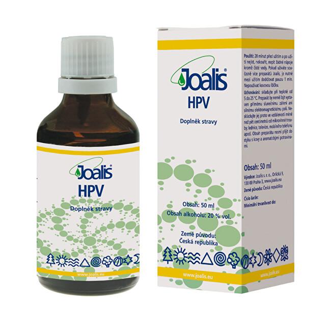 Zobrazit detail výrobku Joalis Joalis HPV 50 ml
