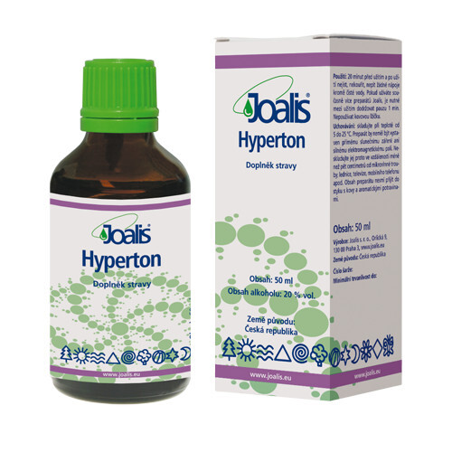 Zobrazit detail výrobku Joalis Hyperton 50 ml