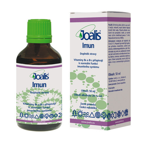 Zobrazit detail výrobku Joalis Joalis Imun 50 ml