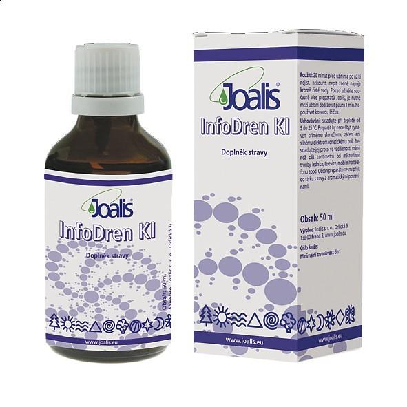 Zobrazit detail výrobku Joalis InfoDren K1 50 ml