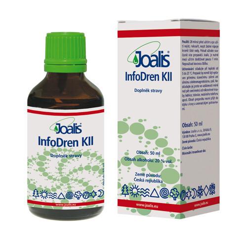 Zobrazit detail výrobku Joalis InfoDren K2 50 ml