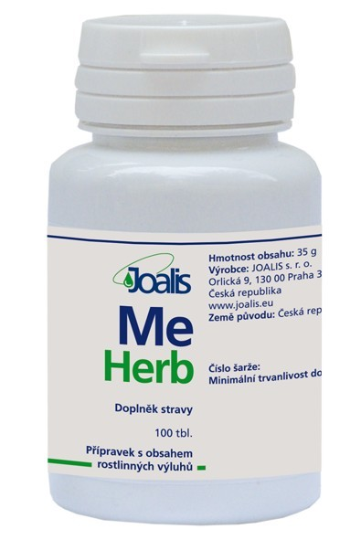 Zobrazit detail výrobku Joalis MeHerb (MenoHelp) 100 tbl.
