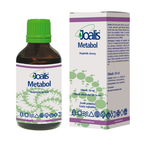 Zobrazit detail výrobku Joalis Joalis Metabol 50 ml