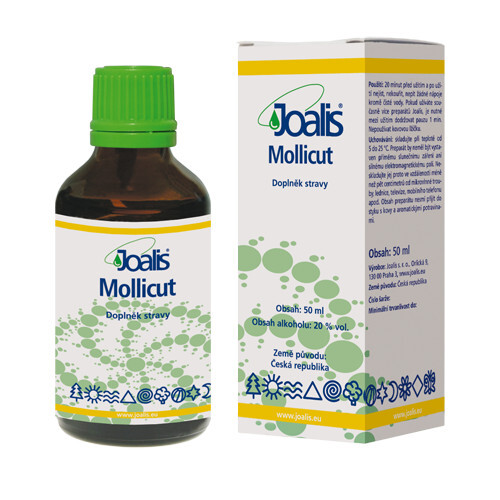 Zobrazit detail výrobku Joalis Joalis Mollicut 50 ml