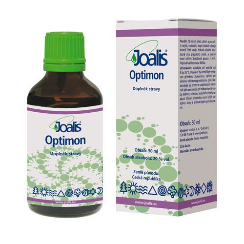 Zobrazit detail výrobku Joalis Joalis Optimon 50 ml