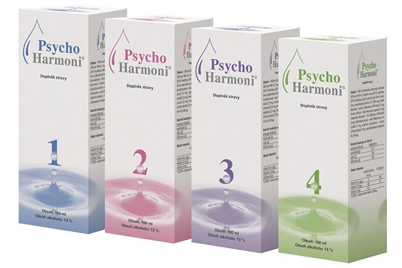 PsychoHarmoni Set 4x100 ml