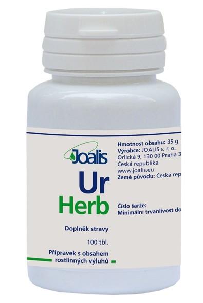 Zobrazit detail výrobku Joalis Joalis UrHerb 100 tbl.