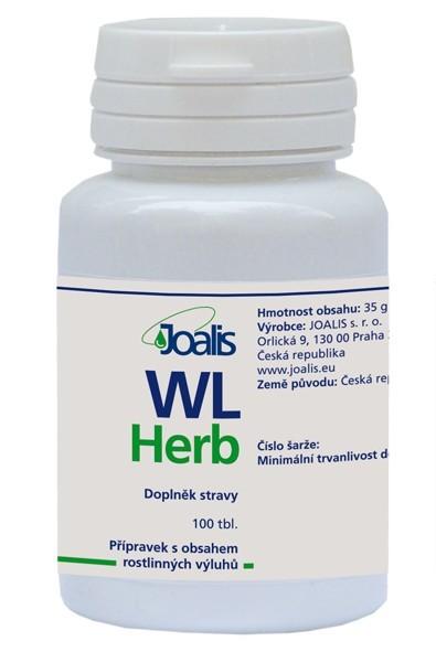 Zobrazit detail výrobku Joalis WLHerb 100 tbl.