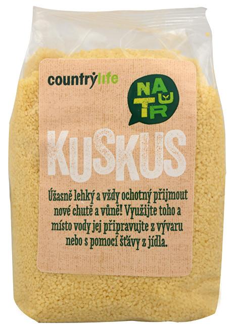 Zobrazit detail výrobku Country Life Kuskus 500 g