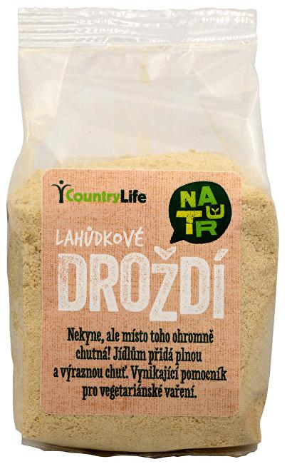 Zobrazit detail výrobku Country Life Lahůdkové droždí 150 g