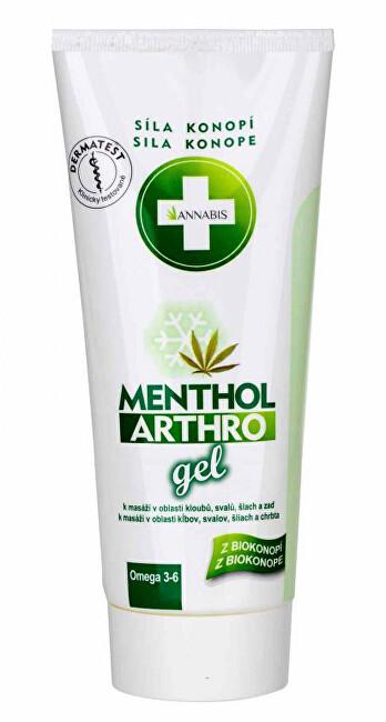 Zobrazit detail výrobku Annabis Menthol Arthro gel 200 ml