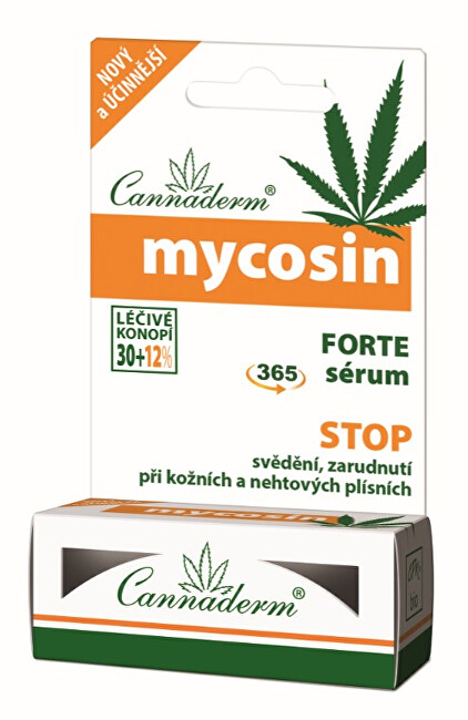 Cannaderm Mycosin Forte sérum 10 ml  2 ml ZDARMA