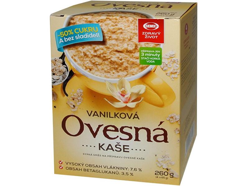 Ovesná kaše vanilková 260 g