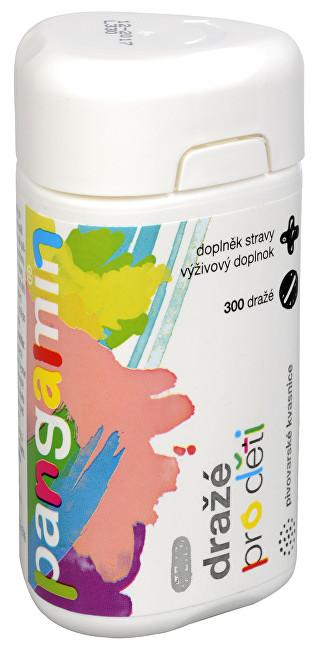 Zobrazit detail výrobku Rapeto Pangamin pro děti 300 dražé dóza