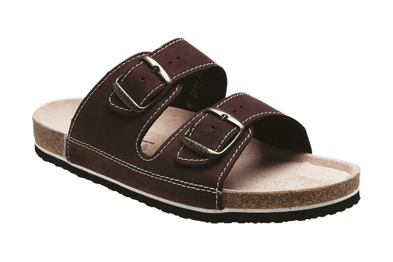 Zobrazit detail výrobku SANTÉ Zdravotní obuv pánská N/26/52/H/CP hnědá 42