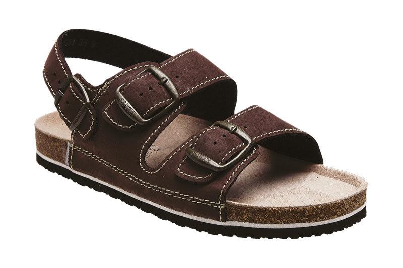 Zobrazit detail výrobku SANTÉ Zdravotní obuv pánská N/35/52/H hnědá 43