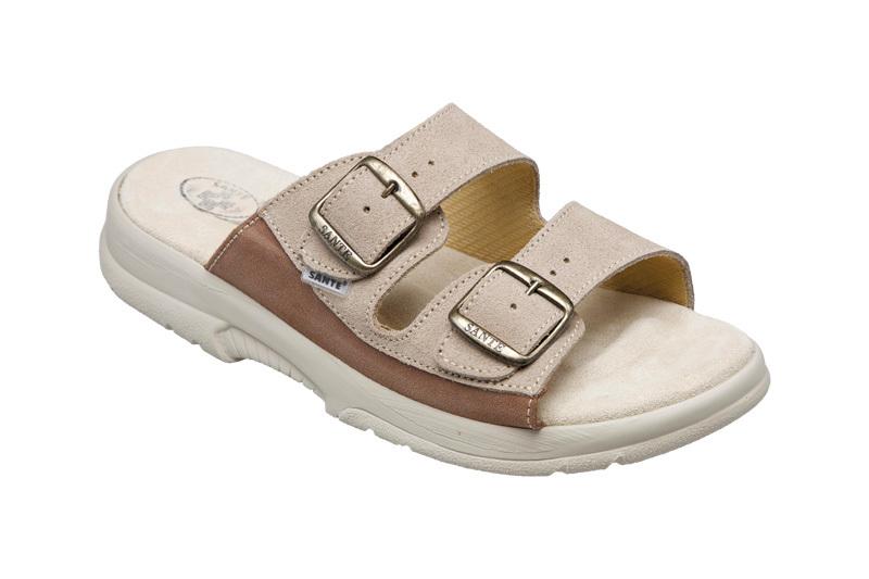 SANTÉ Zdravotná obuv pánska N / 517/36/28/47 / SP béžová 45