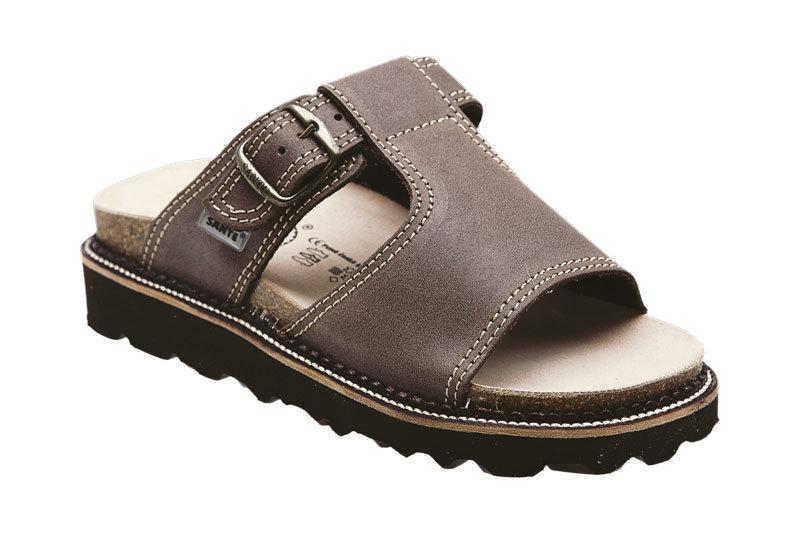Zobrazit detail výrobku SANTÉ Zdravotní obuv pánská N/560/12/59 hnědá 44