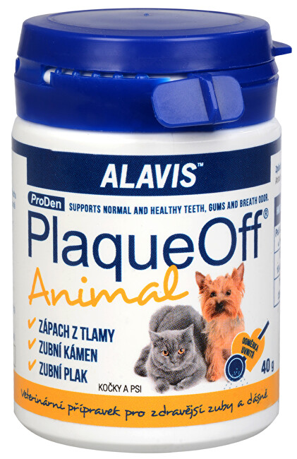 Proden PlaqueOff PlaqueOff™ Animal 40 g