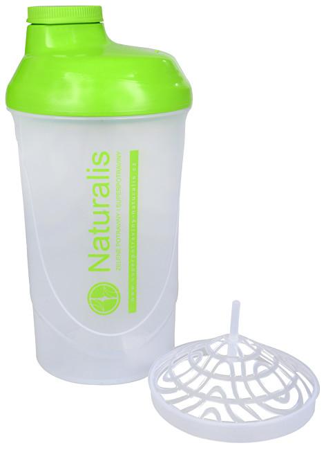 Plastový šejkr Naturalis 600 ml