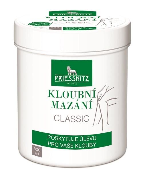Zobrazit detail výrobku Simply You Priessnitz Kloubní mazání Classic 300 ml