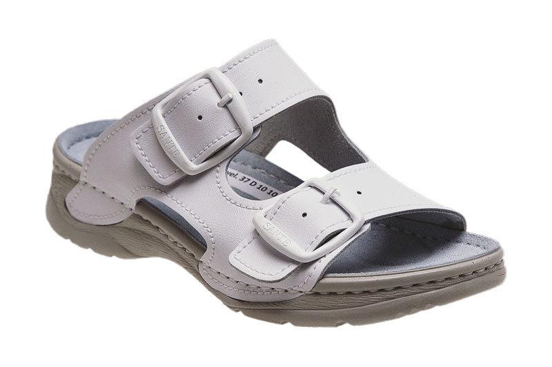 Zobrazit detail výrobku SANTÉ Zdravotní obuv Profi dámská D/10/10 bílá 37