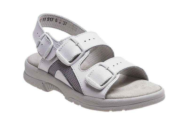 Zobrazit detail výrobku SANTÉ Zdravotní obuv Profi dámská N/517/41S/10 bílá 38