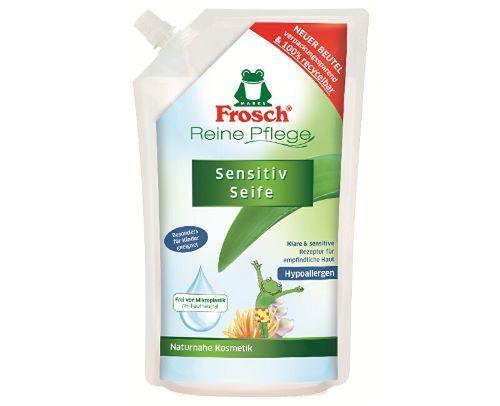 Tekuté mýdlo pro děti - náhradní náplň 500 ml