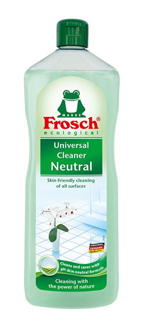 Zobrazit detail výrobku Frosch Univerzální neutrální čistič 1000 ml