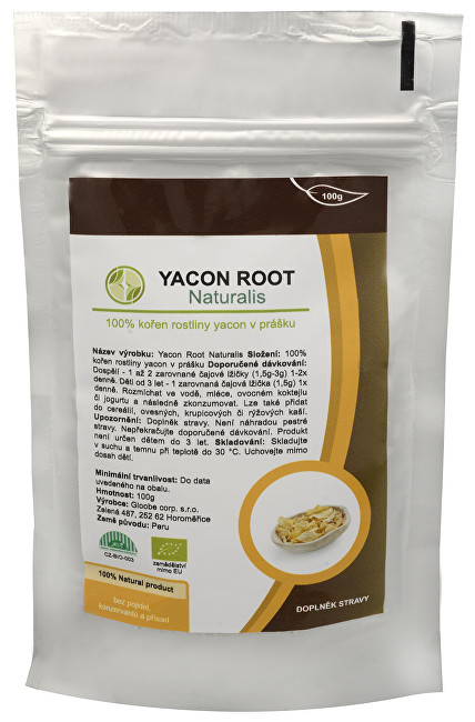 Naturalis Yacon Naturalis 100 g