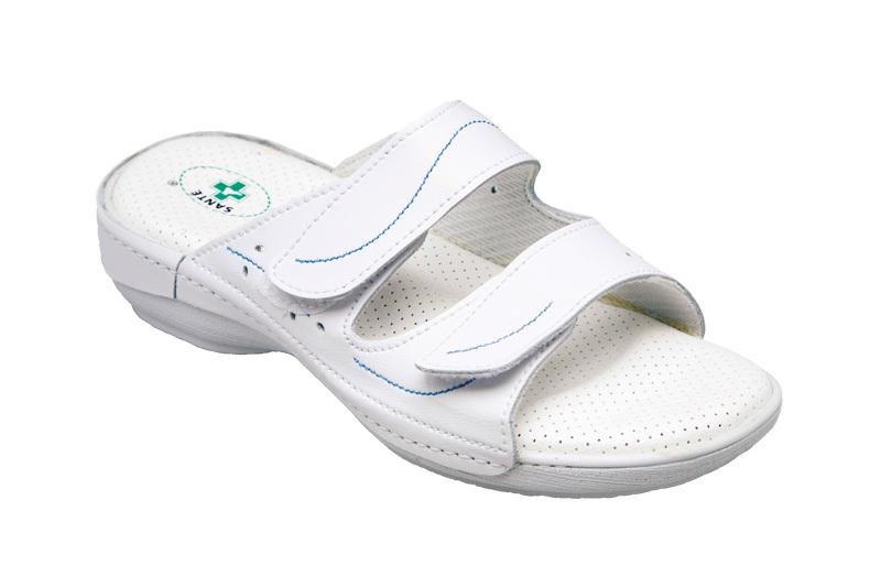 Zobrazit detail výrobku SANTÉ Zdravotní obuv dámská N/124/1/10/B bílá 36