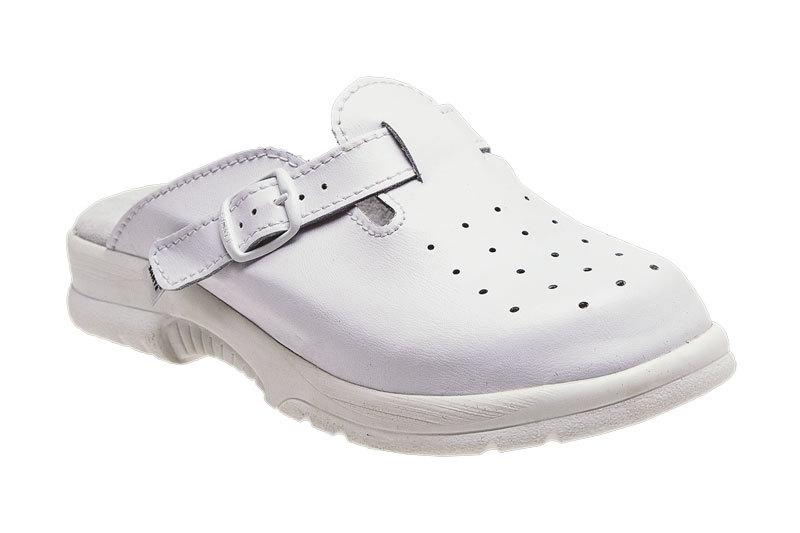 SANTÉ Zdravotná obuv dámska N / 517/37/10 biela 39
