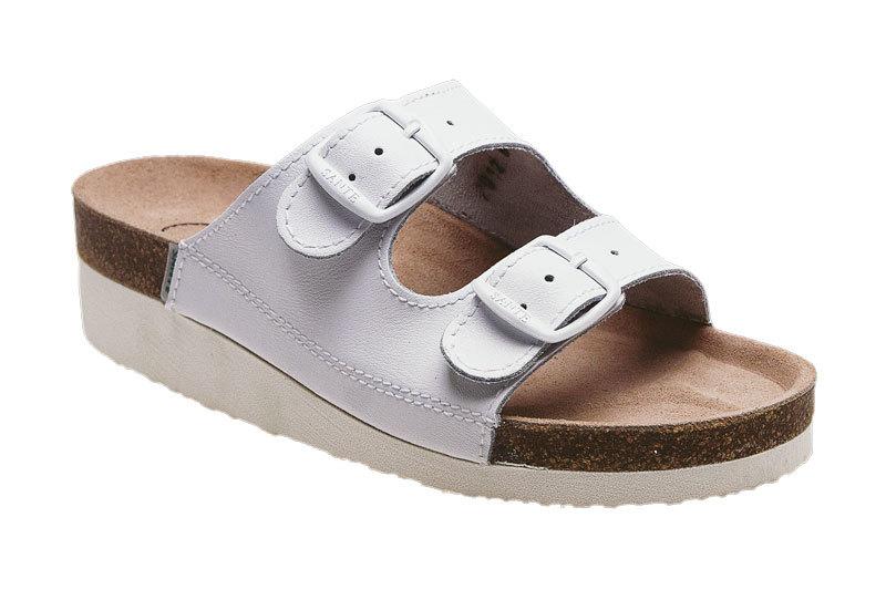Zobrazit detail výrobku SANTÉ Zdravotní obuv Profi dámská N/21/10/K bílá 35