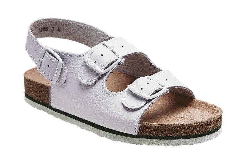 Zobrazit detail výrobku SANTÉ Zdravotní obuv Profi dámská N/33/10/H bílá 35