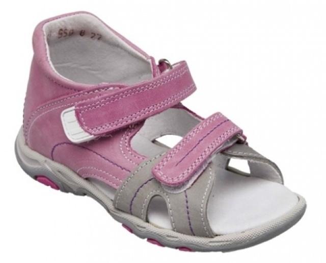 Zobrazit detail výrobku SANTÉ Zdravotní obuv dětská N/950/802/73/13 růžová 28