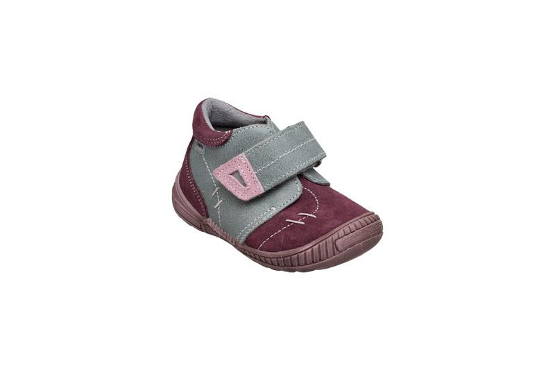 Zobrazit detail výrobku SANTÉ Zdravotní obuv dětská N/661/401/19/77/56 šedo-růžová 29