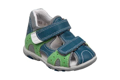 Zobrazit detail výrobku SANTÉ Zdravotní obuv dětská N/810/301/85/90 modrá 19