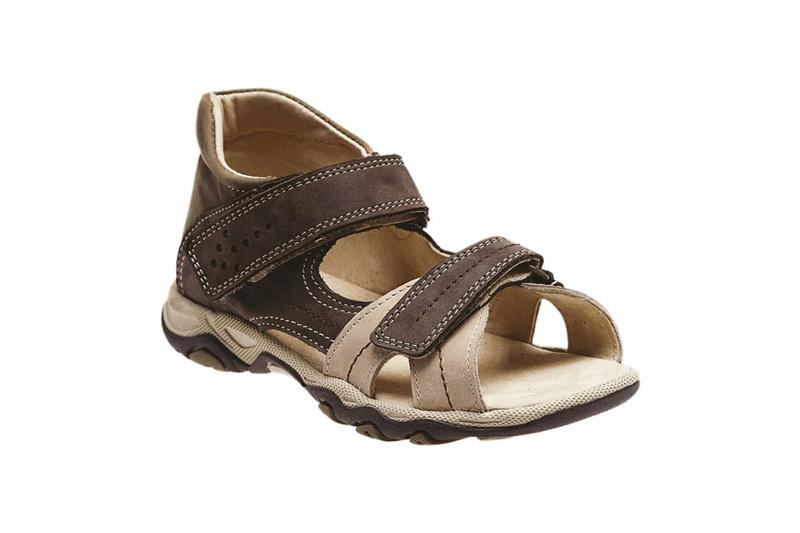 Zobrazit detail výrobku SANTÉ Zdravotní obuv dětská N/950/802/53/14 hnědá 35