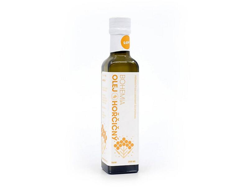 Zobrazit detail výrobku BohemiaOlej Hořčičný olej 250ml