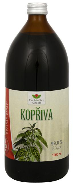 Zobrazit detail výrobku EkoMedica Czech Kopřiva - výtažek z kopřivy dvoudomé 1000 ml