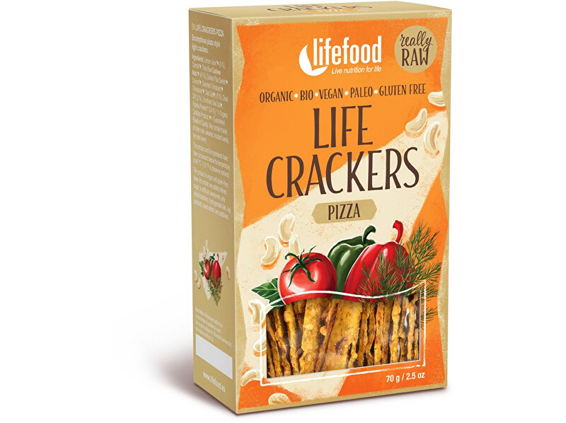 Bio Life crackers á la pizza 70 g